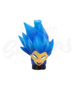 Boquilla 3D Goku Azul