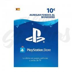 Tarjeta PSN 10€