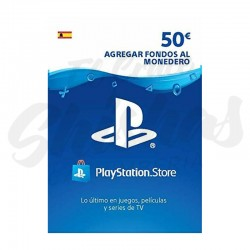Tarjeta PSN 50€