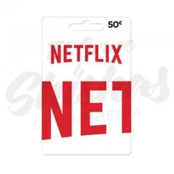 Tarjeta Netflix 50€