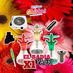 PACK El Badia X1